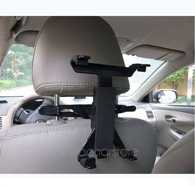 Universal Adjustable Car Mount Headrest for 8