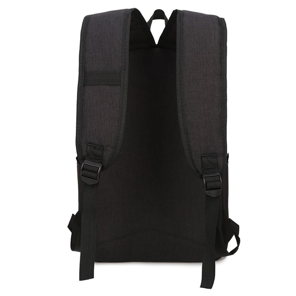 Business Casual Backpack USB Male Computer bag Big Middle School Female School bag Travel Backpack Trend in Backpacks from Luggage Bags