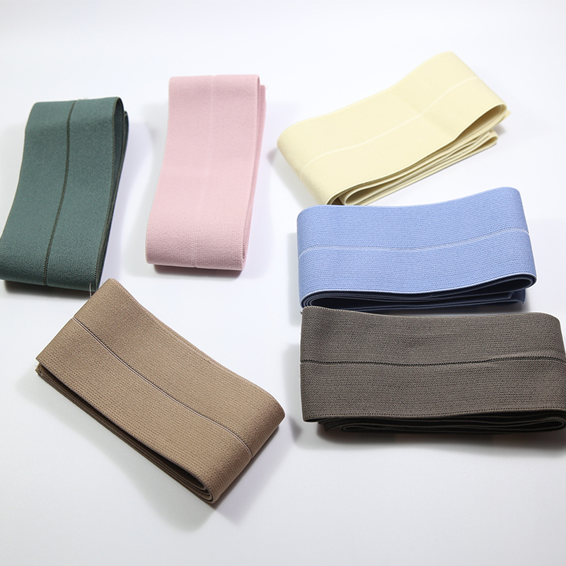 Ширина 6 см растягивающийся эластичный ремешок для брюк пояс с резиновыми штанами Одежда лента для юбки пояс эластичные штаны