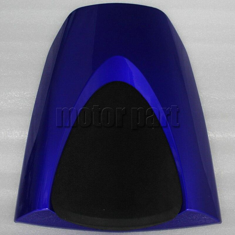 Frames Fittings For 2007-2012 Honda CBR600RR CBR 600RR F5 Motorcycle Pillion Rear Seat Cover Cowl Blue 07 08 09 10 11 12 for honda cbr600rr 2007 2012 cbr 600rr cbr 600 rr 2008 2009 2010 2011 motorcycle replacement rear seat cowl cover fairing kit