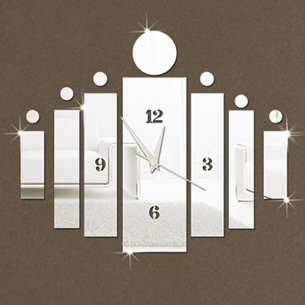 orologio da parete in cristallo-acquista a poco prezzo orologio da ... - Soggiorno Moderno Fai Da Te