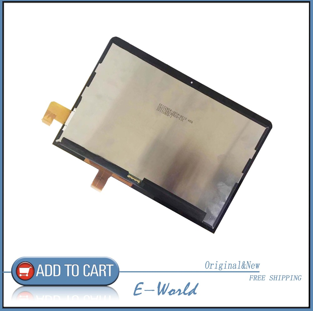 Original 12.2inch LCD screen with Touch screen KD122N04-30TH-A010 A00 KD122N04-30TH KD122N04 for tablet pc free shipping цена