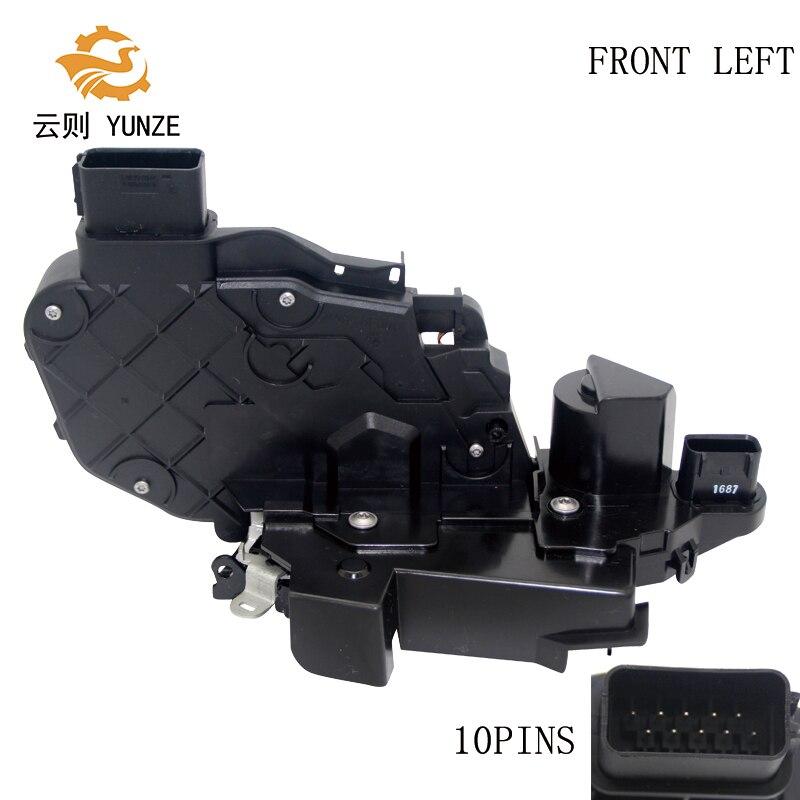 LR014101 передний левый Драйвер боковой дверцы механизм блокировки привод для Land Range Rover Sport Evoque Discovery 4 2010-