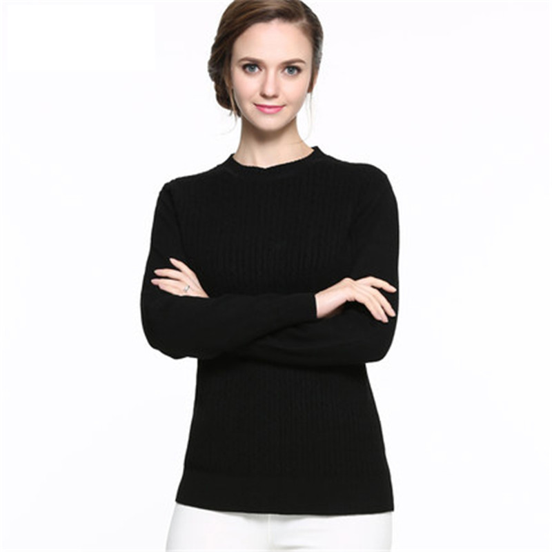 Knitted Pullover Sweaters Women Pure Color Casual Loose Cashmere Sweater Female Tops Autumn Winter Knitwear Plus Size 5XL 6XL