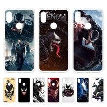 Venom Xiaomi Redmi S2 Case Silicone Fundas Soft TPU Protective Back Cover Y2 5.99 Phone Bags