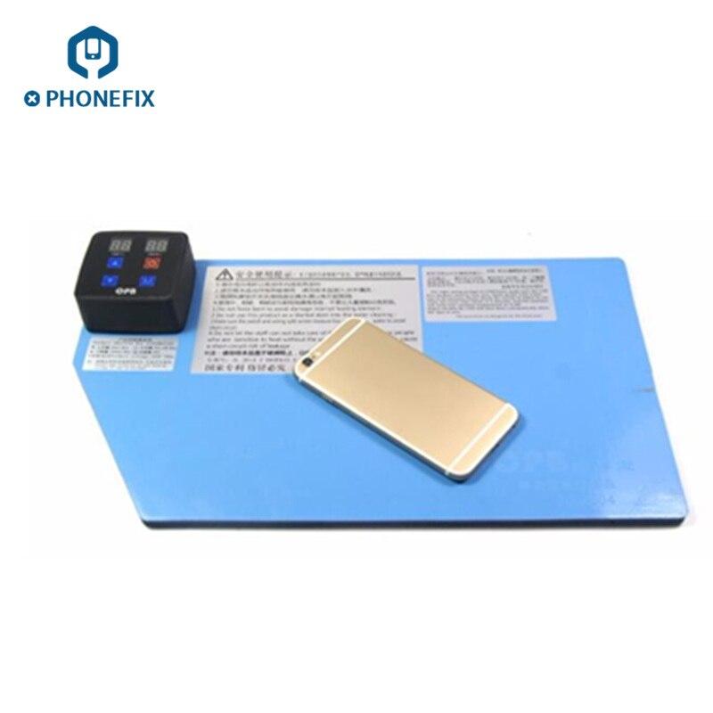 PHONEFIX CPB écran LCD ouvert séparateur de téléphone portable Machine séparée pour Iphone Samsung téléphone portable tablette Ipad