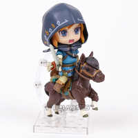 Nendoroid Breath of the wild Link 733 DX Edition PVC Action Figure Collectible Model Toy