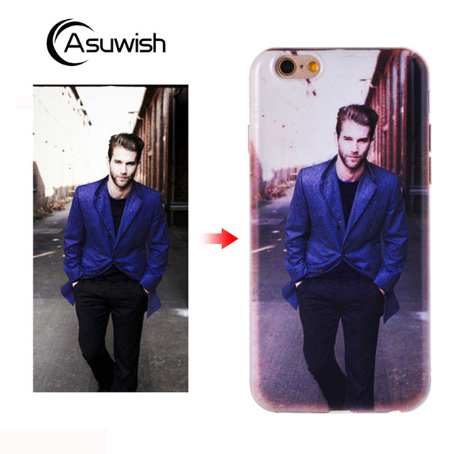 big sale e8c9a fc829 US $4.98 |Asuwish Personal Custom Silicone Case For Huawei GR3 2017 GR5  2017 Phone Case Diy Cute Name Soft Cover TPU For Huawei GR3 GR5-in Fitted  ...