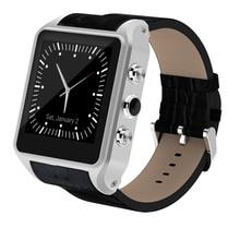 Newest X01 Plus Smart Watch Android 5.1 Wristwatch 1.54″ Display RAM/ROM 1G/8G WiFi GPS 3G Bluetooth Sim mp3 Smartwatch phone