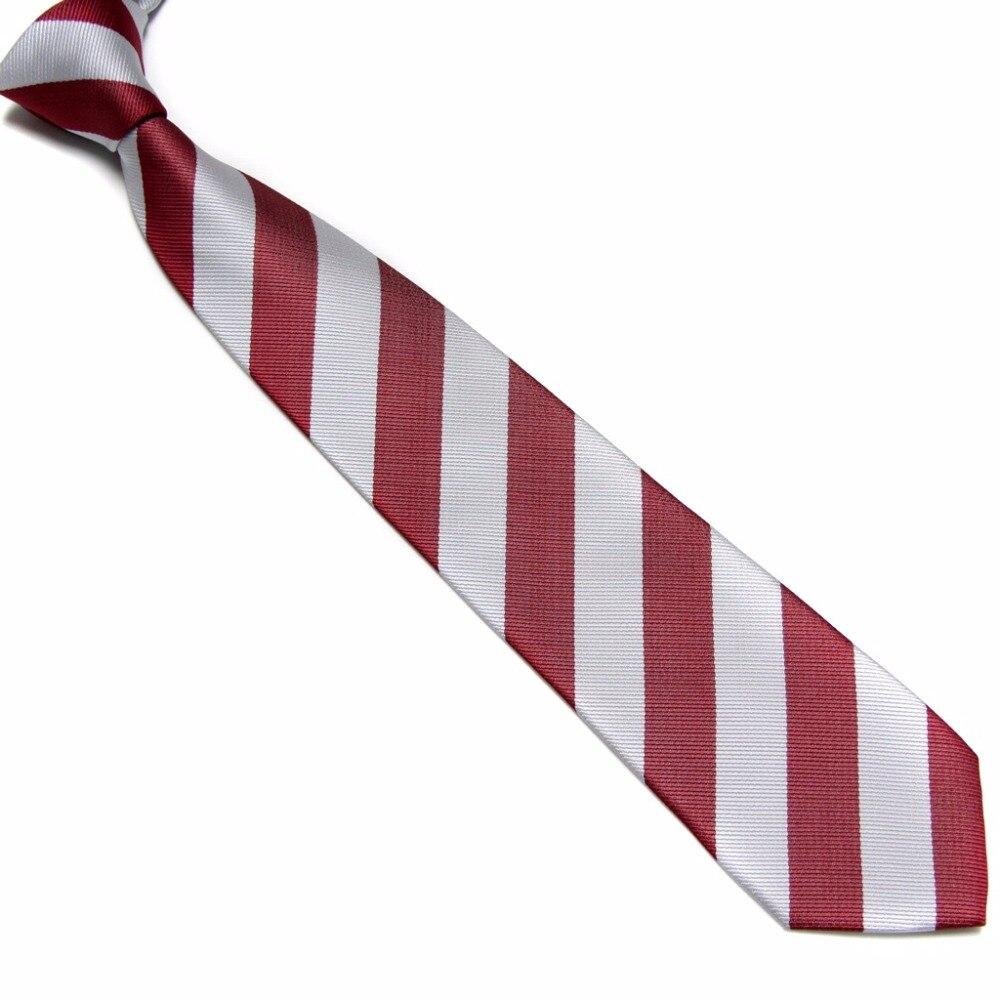 HOOYI 2018 stripe students school neck ties College Boys Tie Young Men