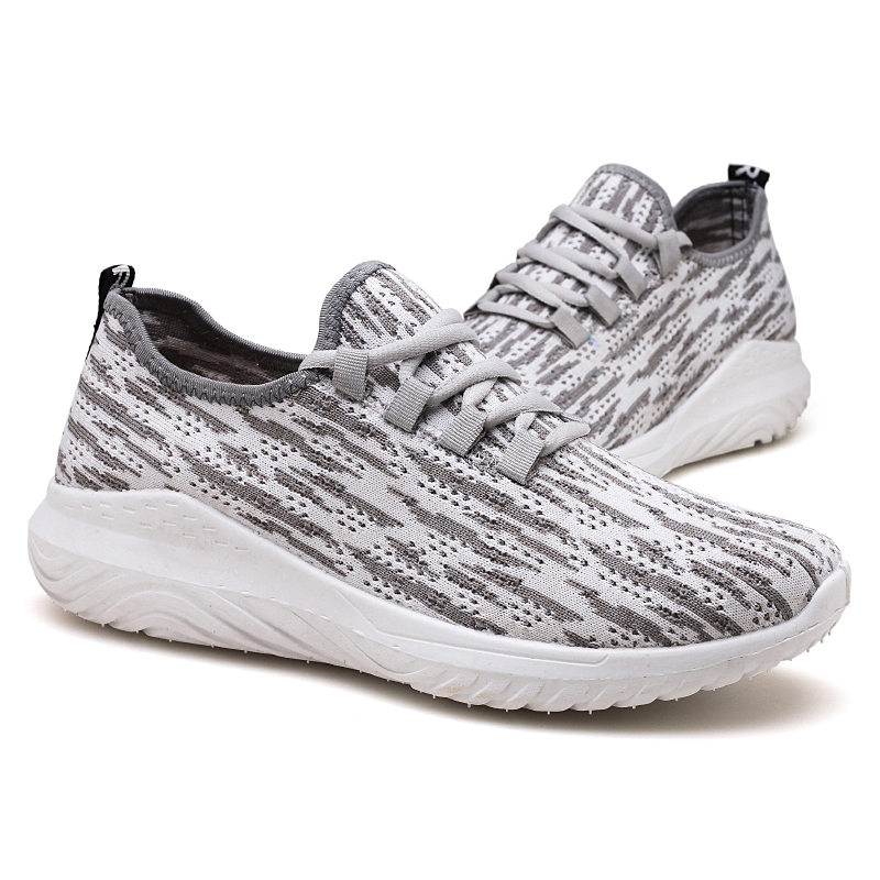 2019 Plus Size men shoes Comfortable adult Mesh designer summer Breathable fashion trainers Casual Sneaker #KT1807