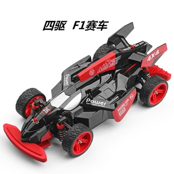 New 1:18 45km/h High Speed F1 Racing RC Car 2.4G remote control  HD simulation