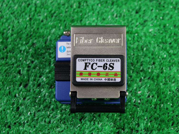 With waste fiber box High Precision Fiber Cleaver Optic Connector FC 6S Optical Fiber Cleaver Used