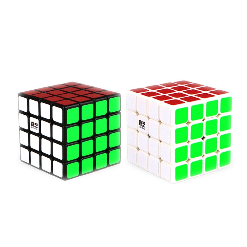 QiYi QiYuan 4X4X4 Cubo Mágico Cubo Profesional de Velocidad Cubo - Juegos y rompecabezas - foto 1
