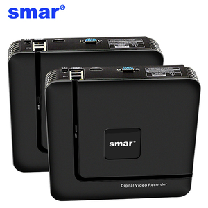 Smar Newest Mini NVR Full HD 4 Ch 8 Ch H.265 Security Standalone CCTV NVR 1080P 4CH 8CH ONVIF 2.0 For IP Camera System 1080P(China)