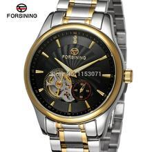 FSG9406M4T3 Promorion новый роскошных людей Автоматическая оригинал из нержавеющей стали оригинальные часы с подарочной коробке бесплатная доставка