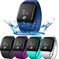 A88+ Life Waterproof Watch Bluetooth Heart Rate Monitor Blood Oxygen Monitor Smartwatch Wristband