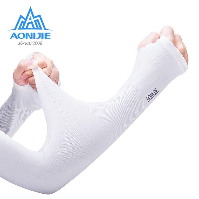 AONIJIE E4036 UV Sun Arm Sleeve Cover Arm Warmer