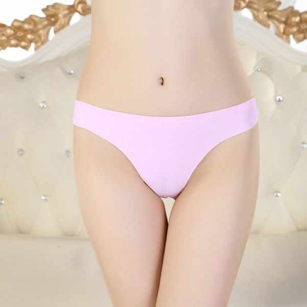 d3c28396aa5 ... Womens Knickers Thongs G String Briefs Lingerie Underwear V-string  Panty Free Shipping & Drop ...