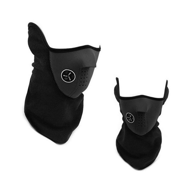 Outdoor Cycling Face Mask Outdoor Sport Winter Warm Ski Mask Half Face Mask Bike Riding Sport High Quality 2