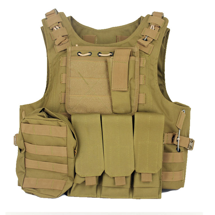 Military-Tactical-Vest-Assault-Airsoft-SAPI-Plate-carrier-Multicam-Army-Molle-Mag-Ammo-Chest-Rig-Paintball (5)