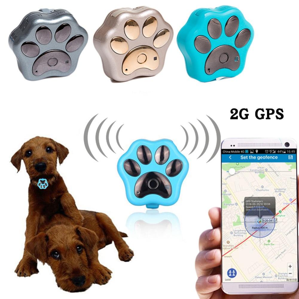 RF-V32 Wireless Charging Pet GPS Waterproof Intelligent Locator 2G Tracker Pet WIFI Anti-lost Mini GPS Dropshipping 2018 New