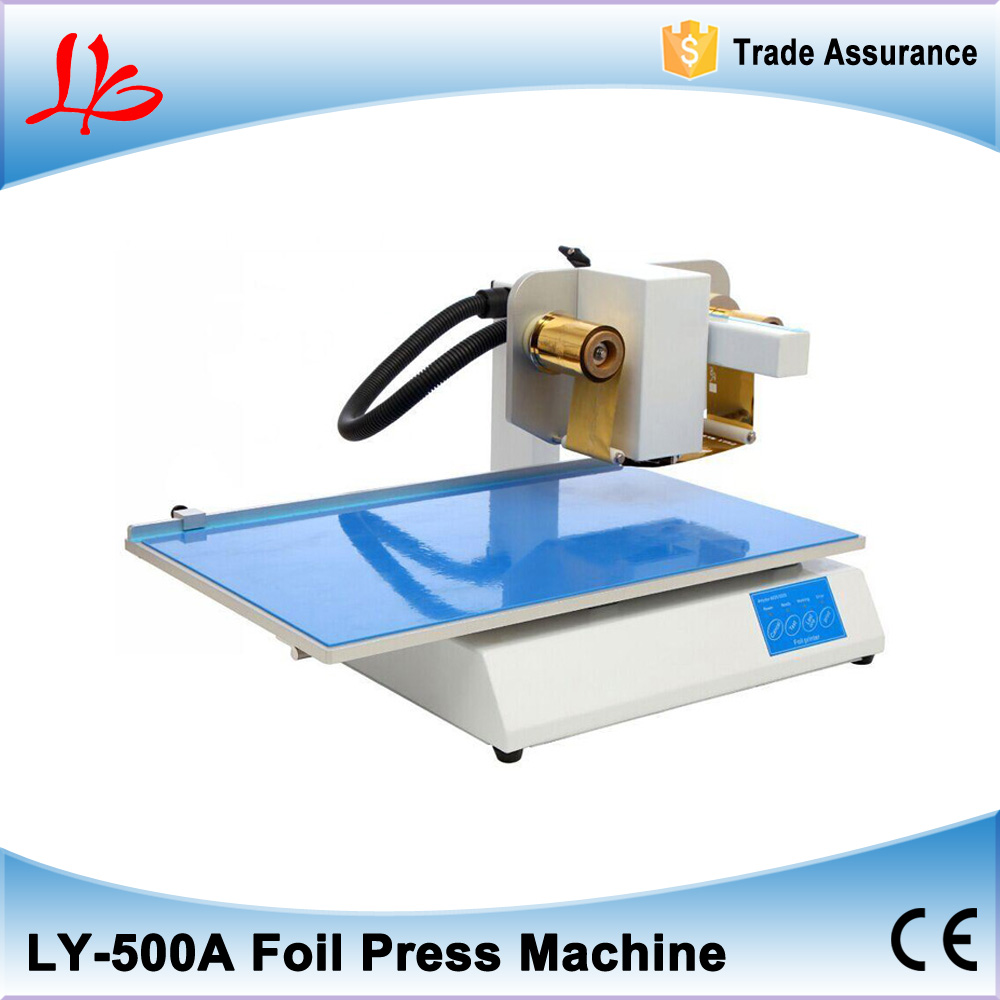 Luxury business card printing press component business card ideas ly 500a foil press machine digital hot foil color business card reheart Images