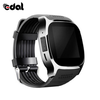 T8 Bluetooth Smart Watches Support SIM TF Card With Camera Sync Call Message Men Women Smartwatch