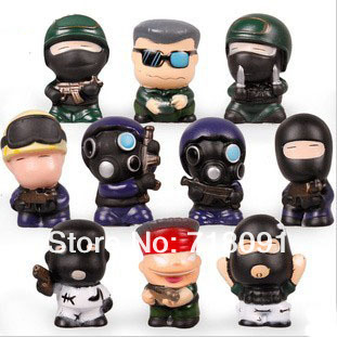Drop ,Counter Strike Doll,PVC Action Figures Kid's Gifts,1 - China Yangzhou Hantang Import & Export Co.,Ltd store