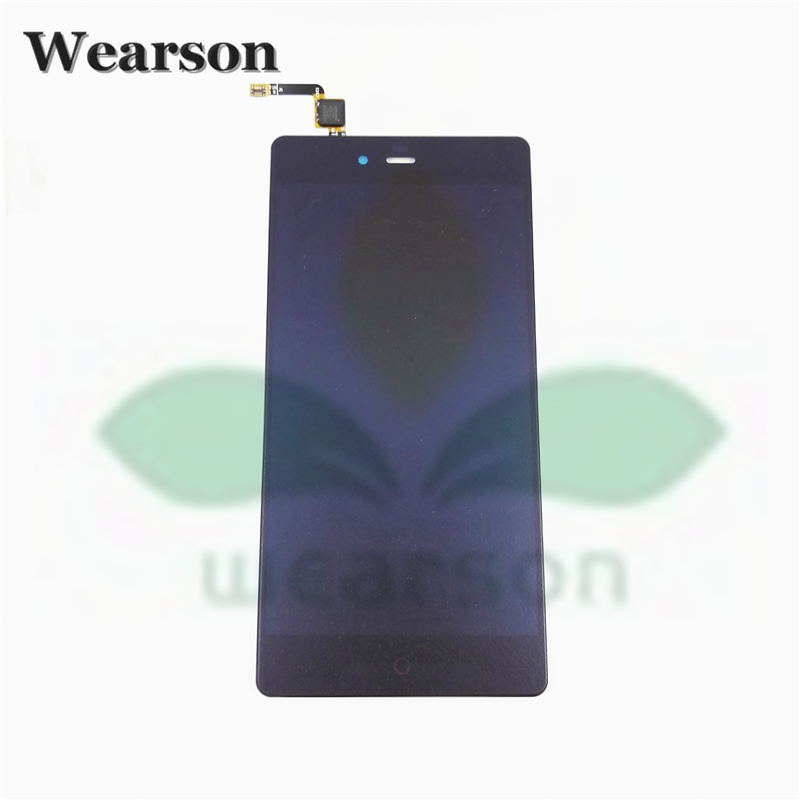 For ZTE Z9MAX NX510J NX512J NX518J LCD Display Panel And Touch Screen Assembly Original Free Shipping