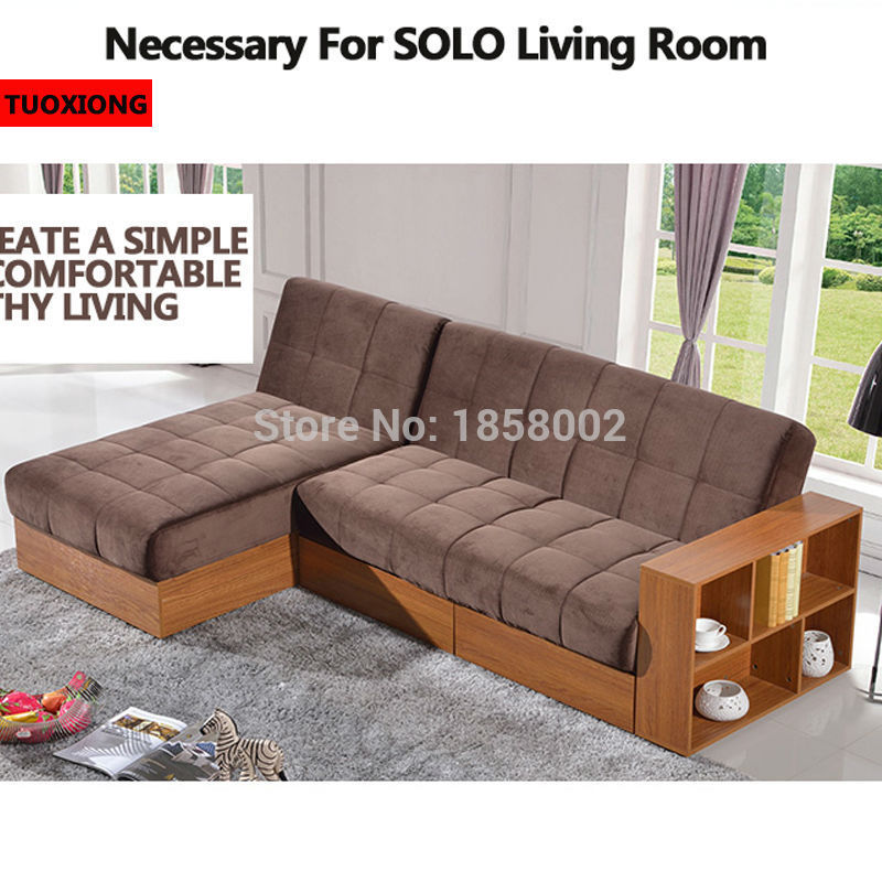 Sleeping Sofa As Bed Multifunctional Modern Folding European Style Living Room Furniture For Set