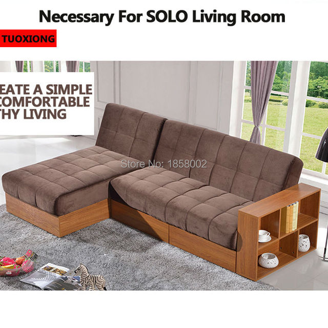 Sleeping Sofa As Bed Multifunctional Modern Folding European Style Living Room Furniture For