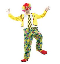 clown costumes for adults funny costumes for men funny halloween costumes clown suit men's cosplay clothing festival costumes