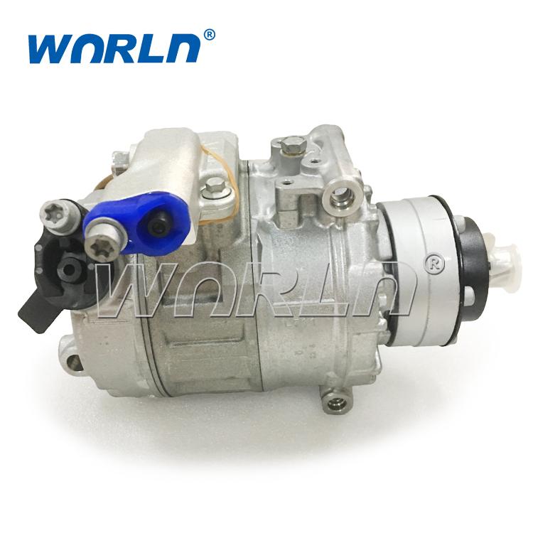 US $149 52 11% OFF|auto ac compressor for Audi A4/A6/Q7/VW TOUAREG 4 2  V8/LAMBORGHINI GALLARDO 5 2I 437100 5810 400260805B/4Z7260805D/447180  3870-in