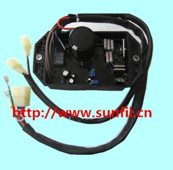 KDE3500X,KDE6500E, DAVR-50S Gasoline&diesel generator accessories ,AVR,single phase,Free shipping casio prw 3500 1e