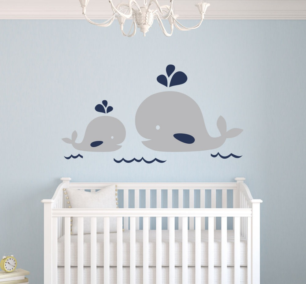 Vinyl Wall Decal Nautical Decor Baby