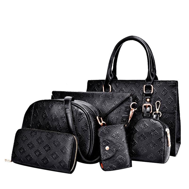 6 pcs composite sacolas definir Formato : Composite Bag