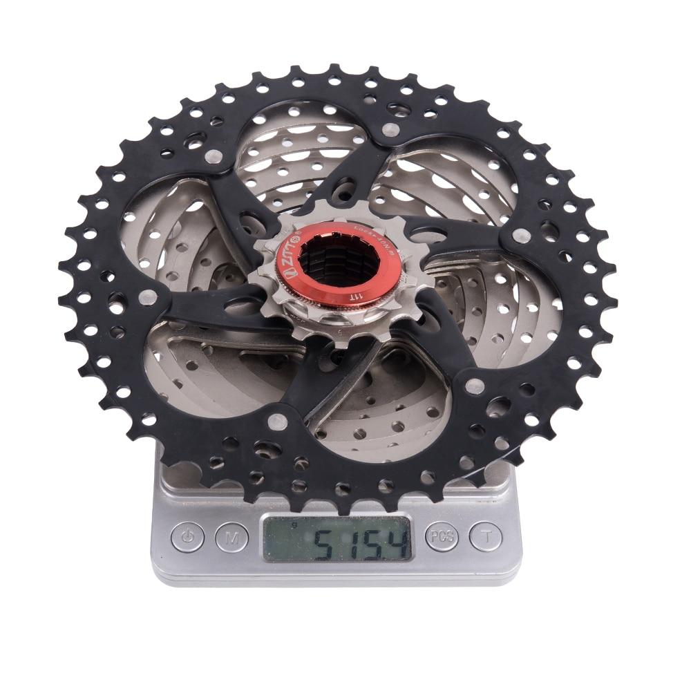 9-Speed-Cassette-11-40-T-Breed-Verhouding-voor-onderdelen-Hub-Mountainbike-MTB-Fiets-Compatibel-met (4)
