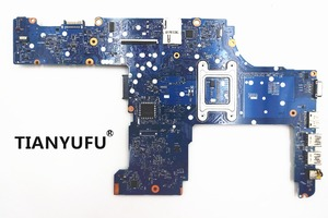 Image 3 - Original laptop motherboard 744009 001 for HP for ProBook 640 G1 650 G1 motherboard QM87 chipset PGA947 HD 4600 free shipping