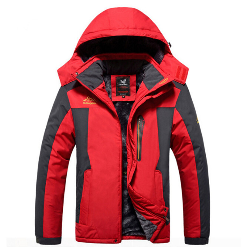 Original Winter Warm Waterproof Soft shell Jacket Wool Autumn New Male Outdoor Sport Brand Clothing Camping Hiking Trekking Coat new brand men soft shell clothing warm polar fleece outdoor fishing cardigan jacket autumn winter man fishing shirt coat red