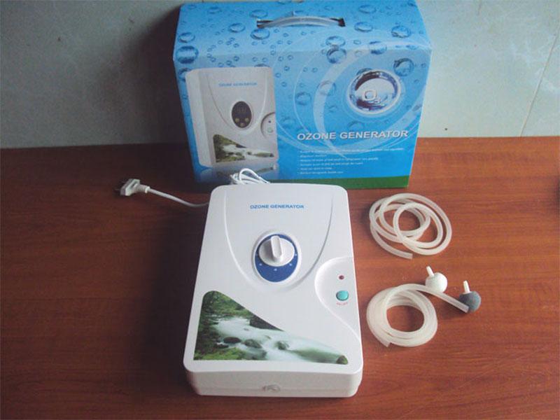 Dropshipping Ozone Generator Ozonator Ozonizer ionizer O3 Timer Air - Pajisje shtëpiake - Foto 4