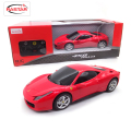 1:18 RC Cars Radio Controlled Toys Kids Gifts Toys For Boys Girls Remote Controlled Car Children Hobby 458 Italia 53400