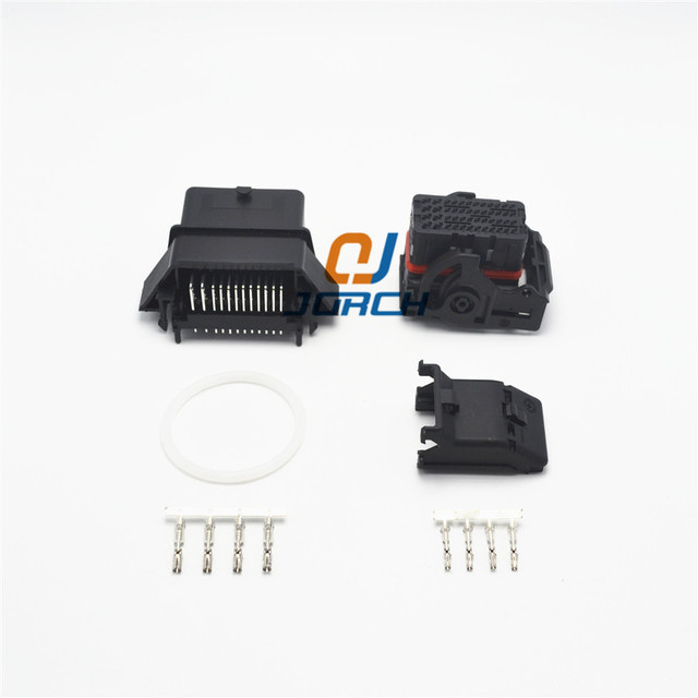 1 set 48 pin ECU auto wire wiring harness cable connector male female plug connectors 5007620481_640x640 1 set 48 pin ecu auto wire wiring harness cable connector male