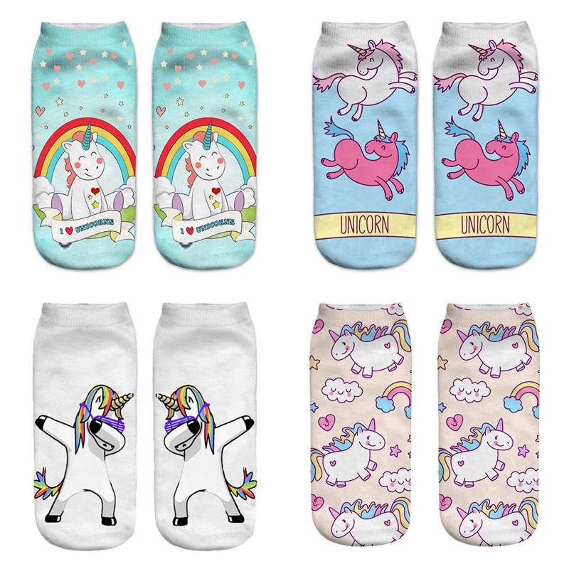 Men's Socks Yeadu 12 Colors Harajuku Women&mens Socks Cotton Funny Cute Novelty Dress Crew Sock Suitable For Men And Women Of All Ages In All Seasons