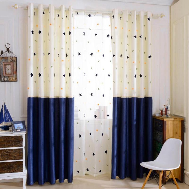 tende blu per camera ragazzi tende bambino tende camera da letto blu