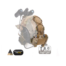 Emerson Tactical Mk2 NVG / ANVIS Battery Box Emersongear Counterweight Balance Pouch For Helmet