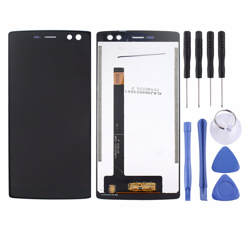 LCD Screen and Digitizer Full Assembly for Doogee BL12000 / BL12000 ProLCD Screen and Digitizer Full Assembly for Doogee BL12000 / BL12000 Pro
