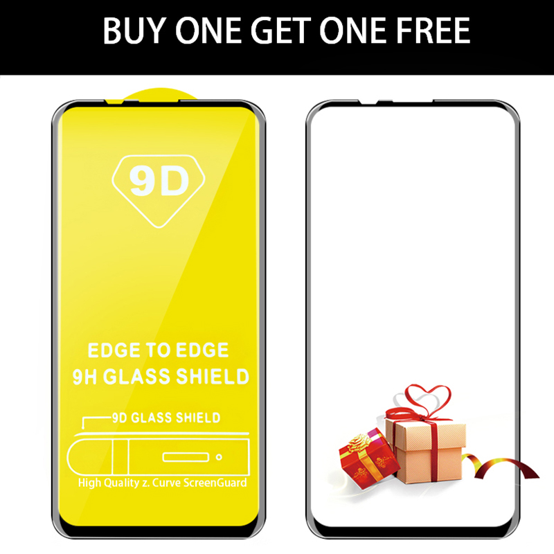 for huawei honor 20 glass tempered full cover MOFi original honor20 pro screen protector front film 20 lite protective glass
