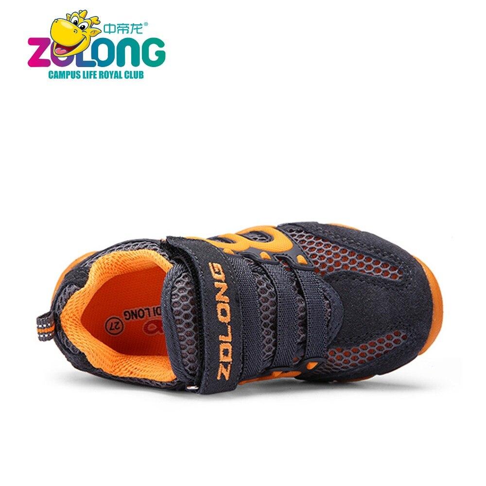Miękkie letnie buty dla dzieci Moda dla dzieci Trampki dla dzieci - Obuwie dziecięce - Zdjęcie 4