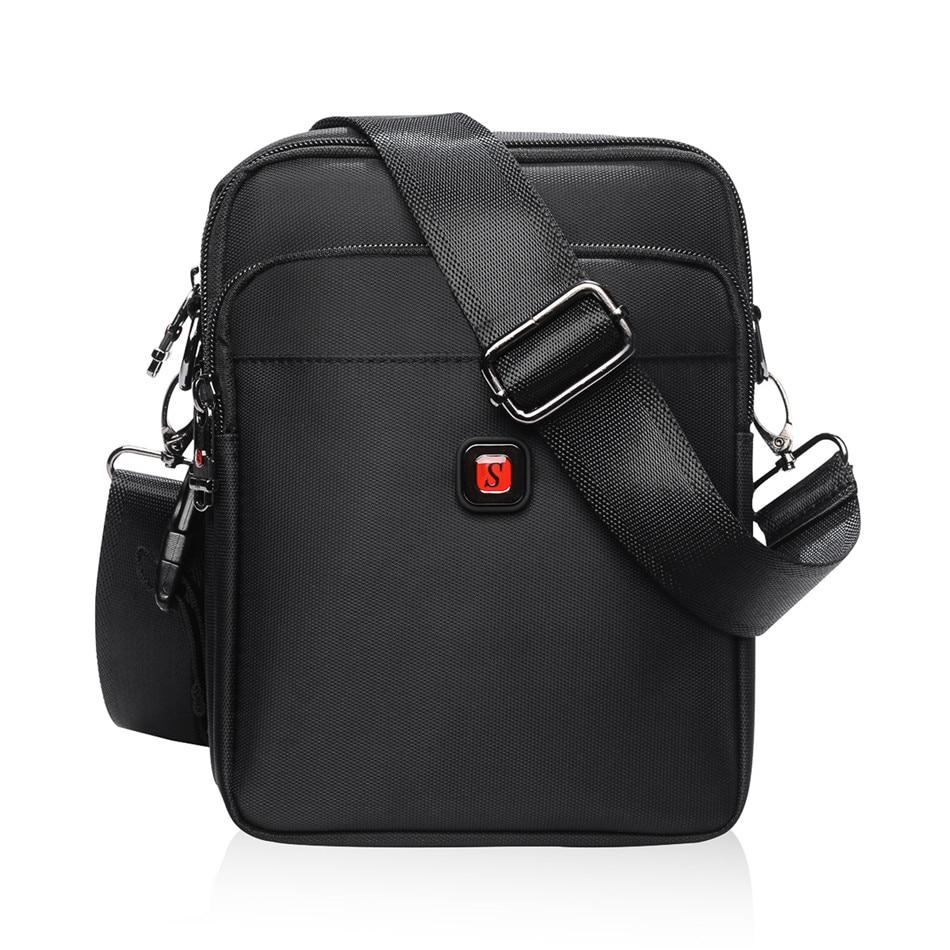 Men's Crossbody Waterproof Waist Pack Shoulder Bag